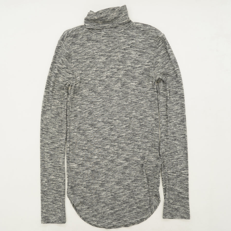 Casual Grey Turtle Neck Size XS
