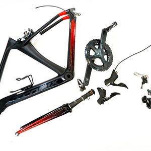 Paris Ultegra W/Pcs Bike Frame