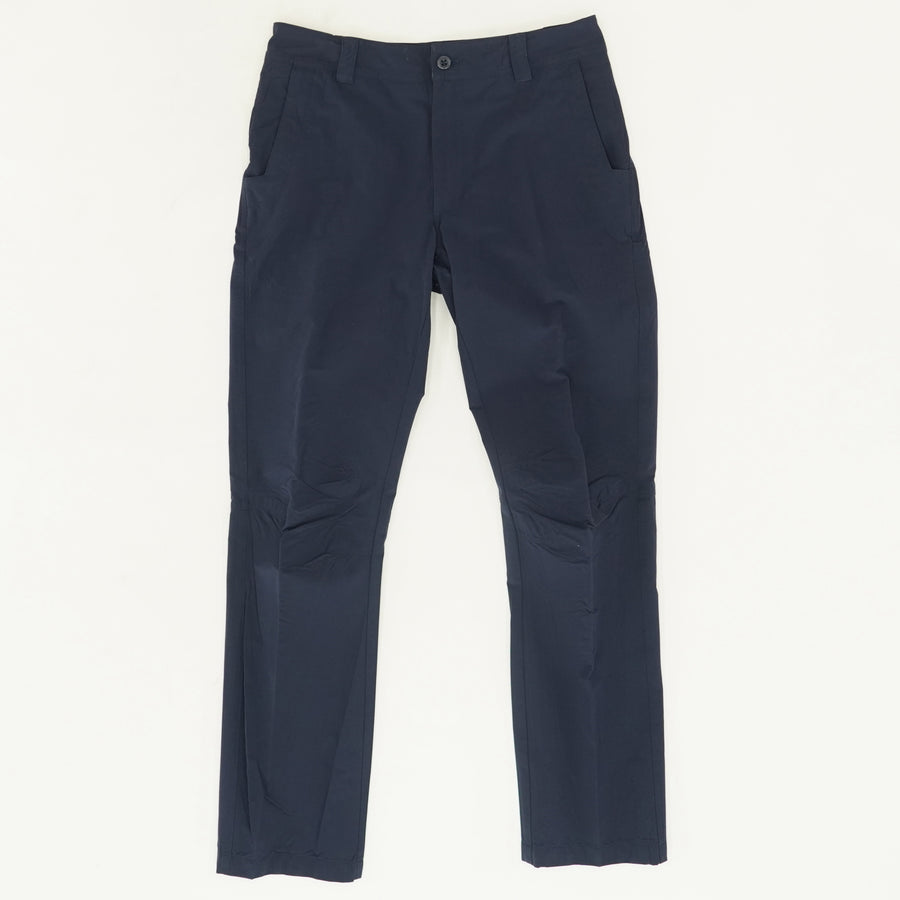 Deep Navy Lowland Trousers - Size 30W 32L