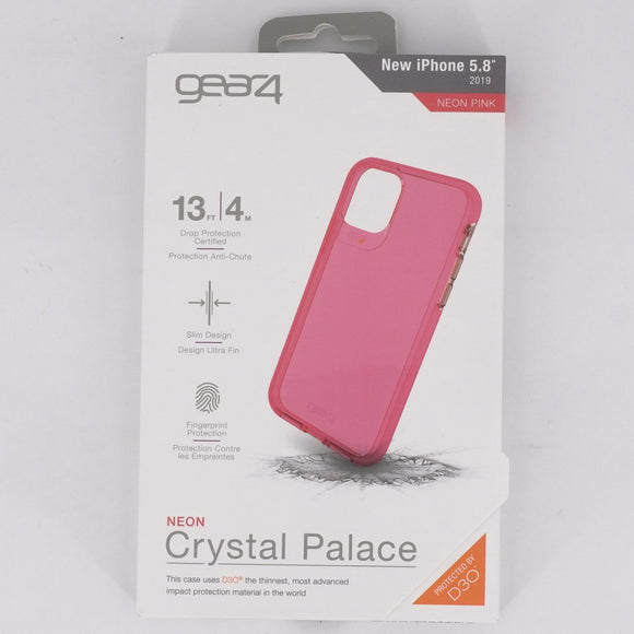 Neon Crystal Palace Phone Case for New iPhone 5.8""