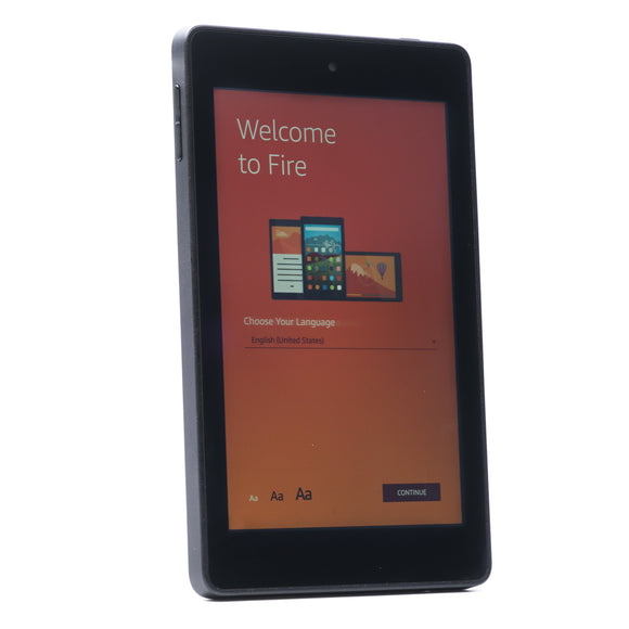 Kindle Fire HD 6 (4th Gen.) 16GB Black