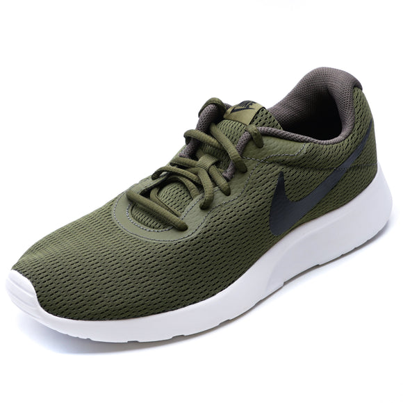Tanjun Racer Athletic Shoes Green Size 9