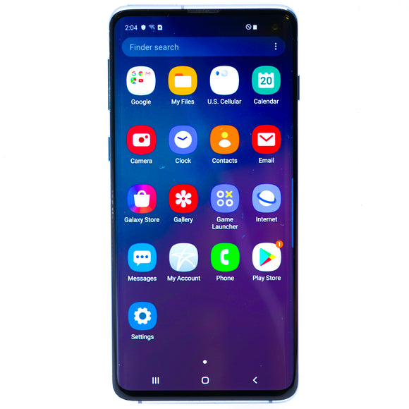 Galaxy S10 128GB Smartphone For U.S. Cellular Prism Blue