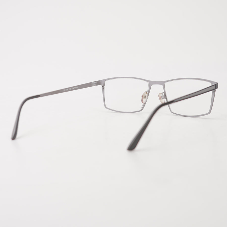 SH-646 Eyeglasses in Charcoal/Fog