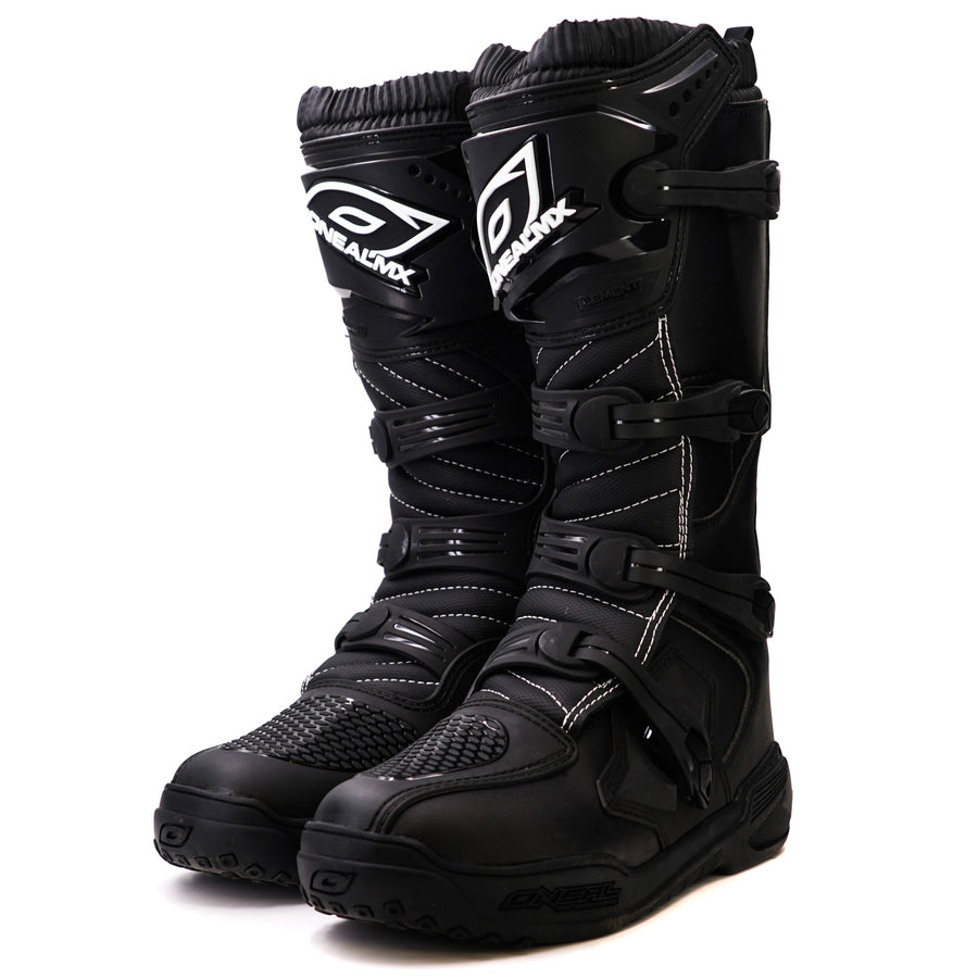 Element Motocross Boots - Size 13