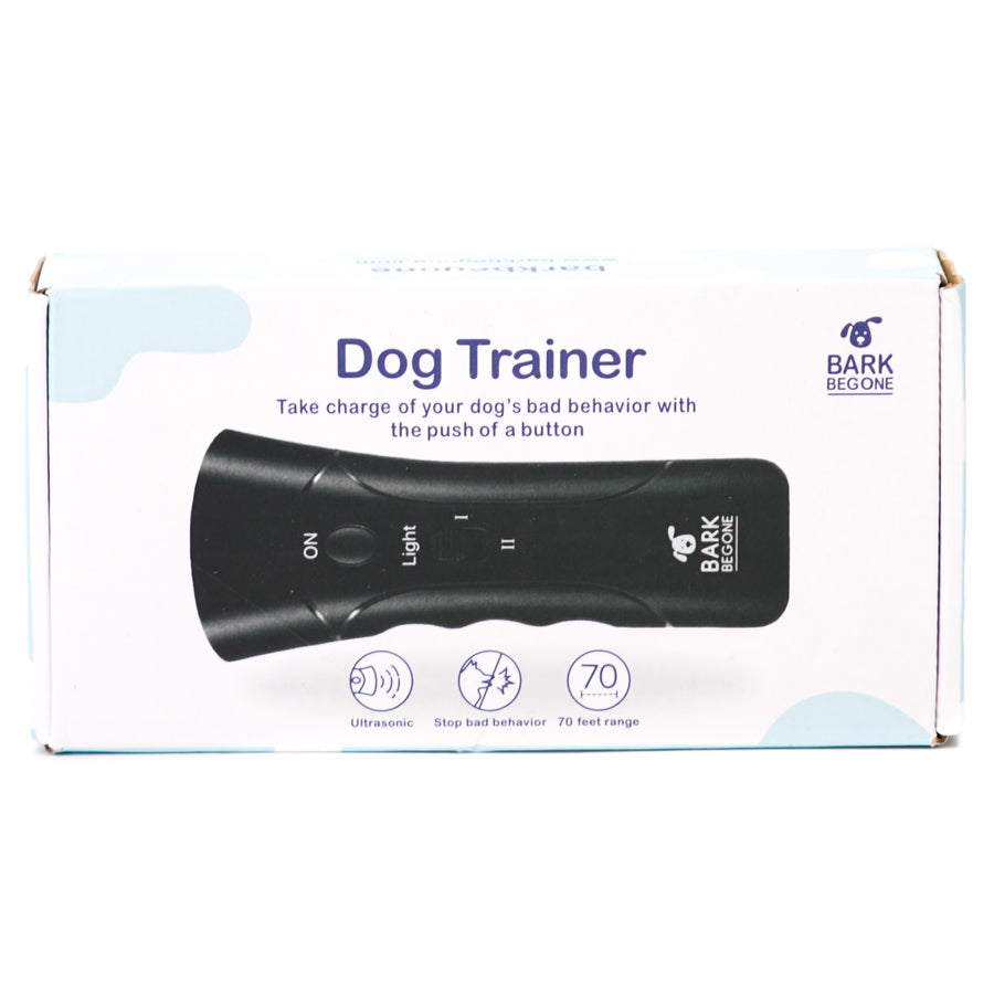 Ultrasonic Dog Trainer
