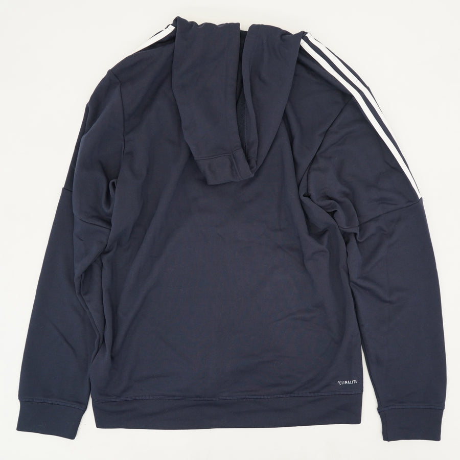 Athletic Jacket With Hood - Size L