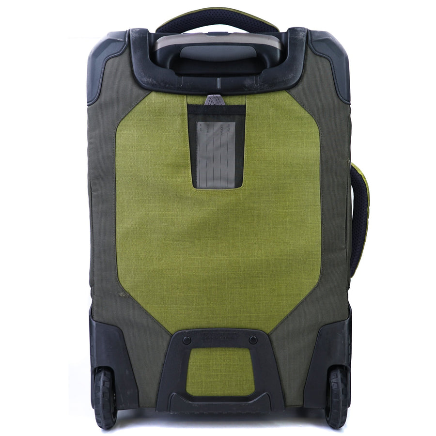 Tarmac International Roller Carry On in Green