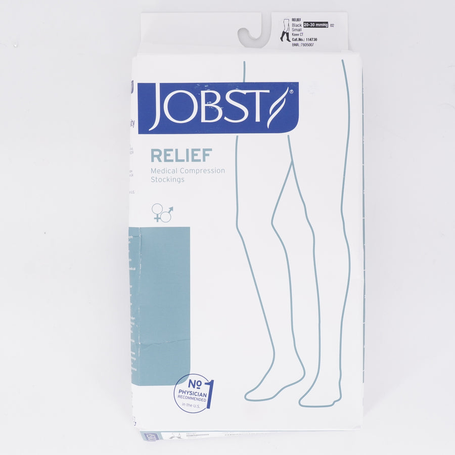Relief Medical Compression Knee High Stockings Size Small