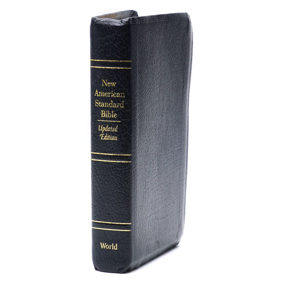 New American Standard Compact Bible