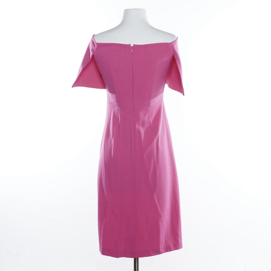 Off The Shoulder Dress In Pink - Size 6