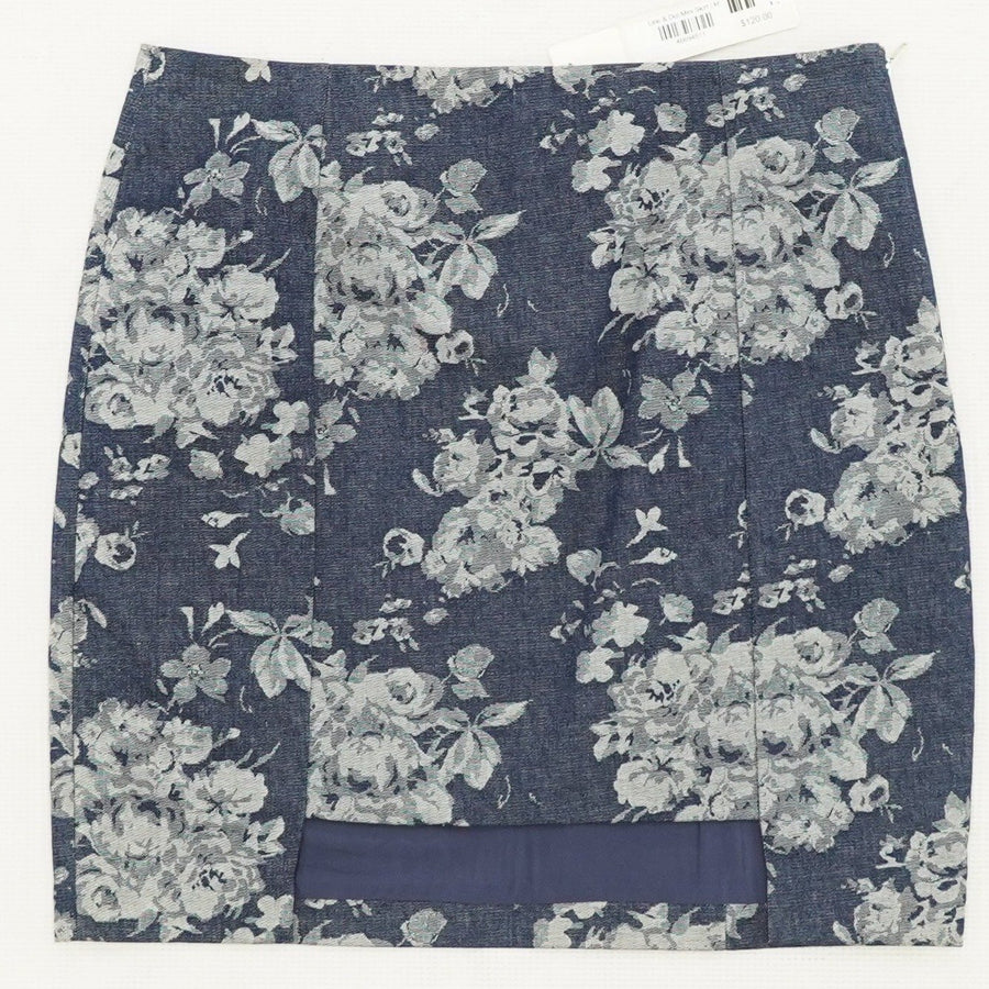 Floral Mini Skirt Size M