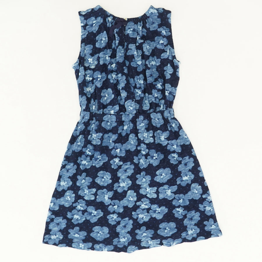 Keyhole Floral Dress - Size 14