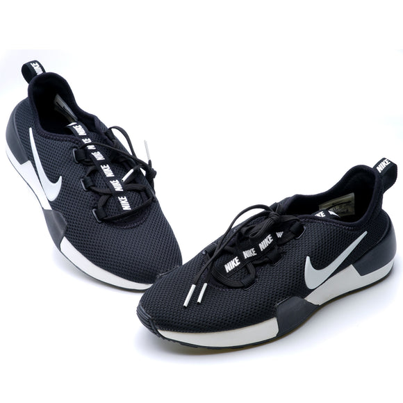 Black Ashin Modern Athletic Shoes Size 8