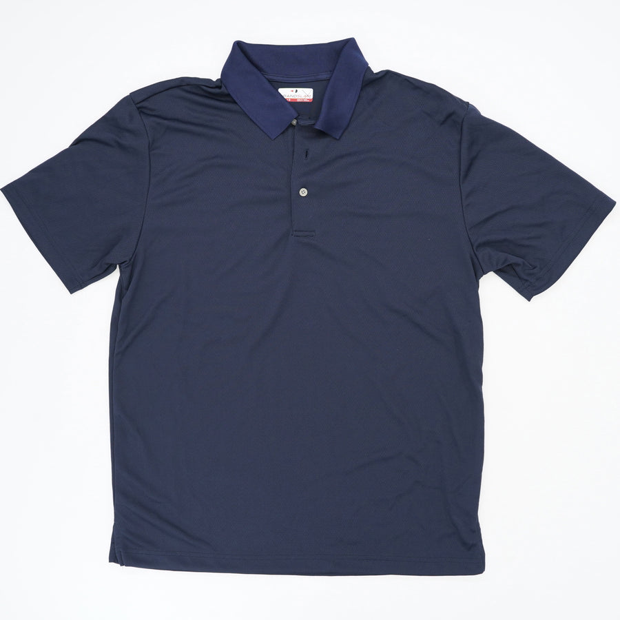 Textured Grand Slam Polo Size L