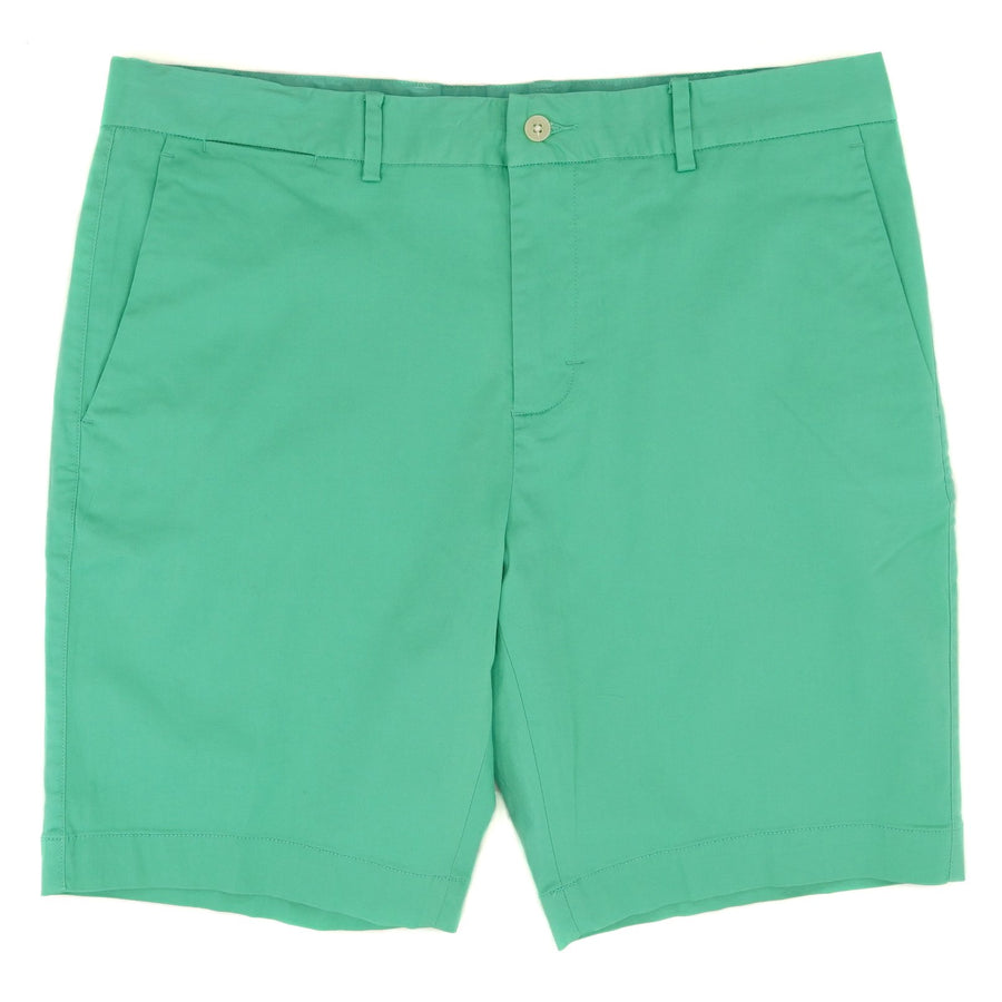 Green Big Daddy Cool Golf Shorts