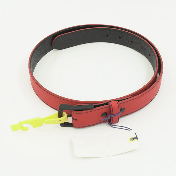 Liverpool Rubberized Leather Belt