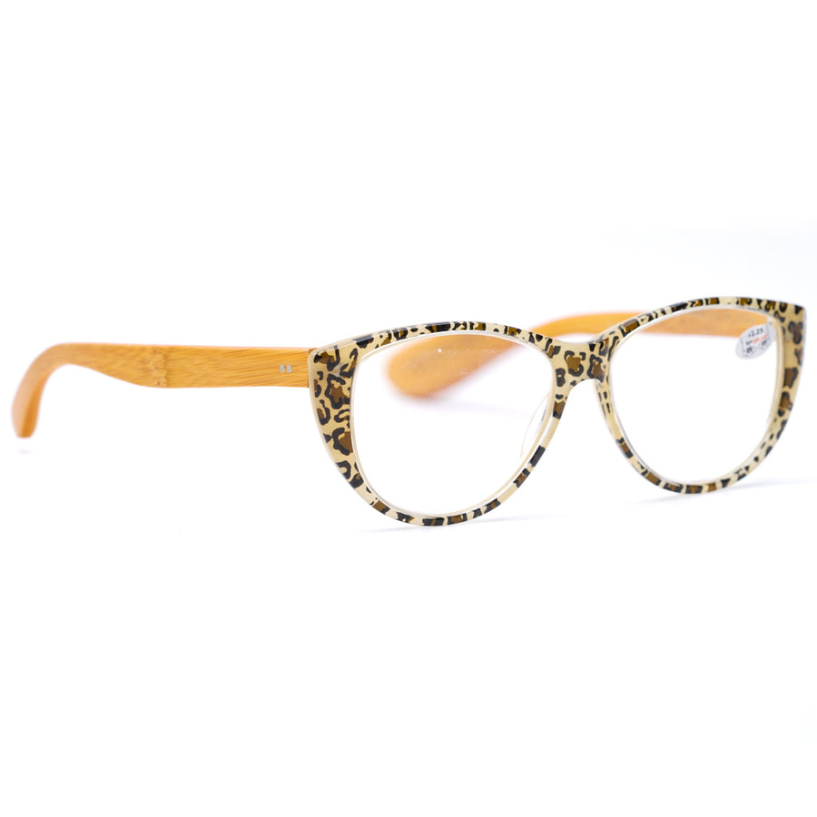 Leopard Lady 1600 Reading Glasses