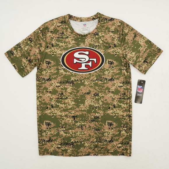 Camo Alpha Sublimated Dri-Tek Tee Size XL