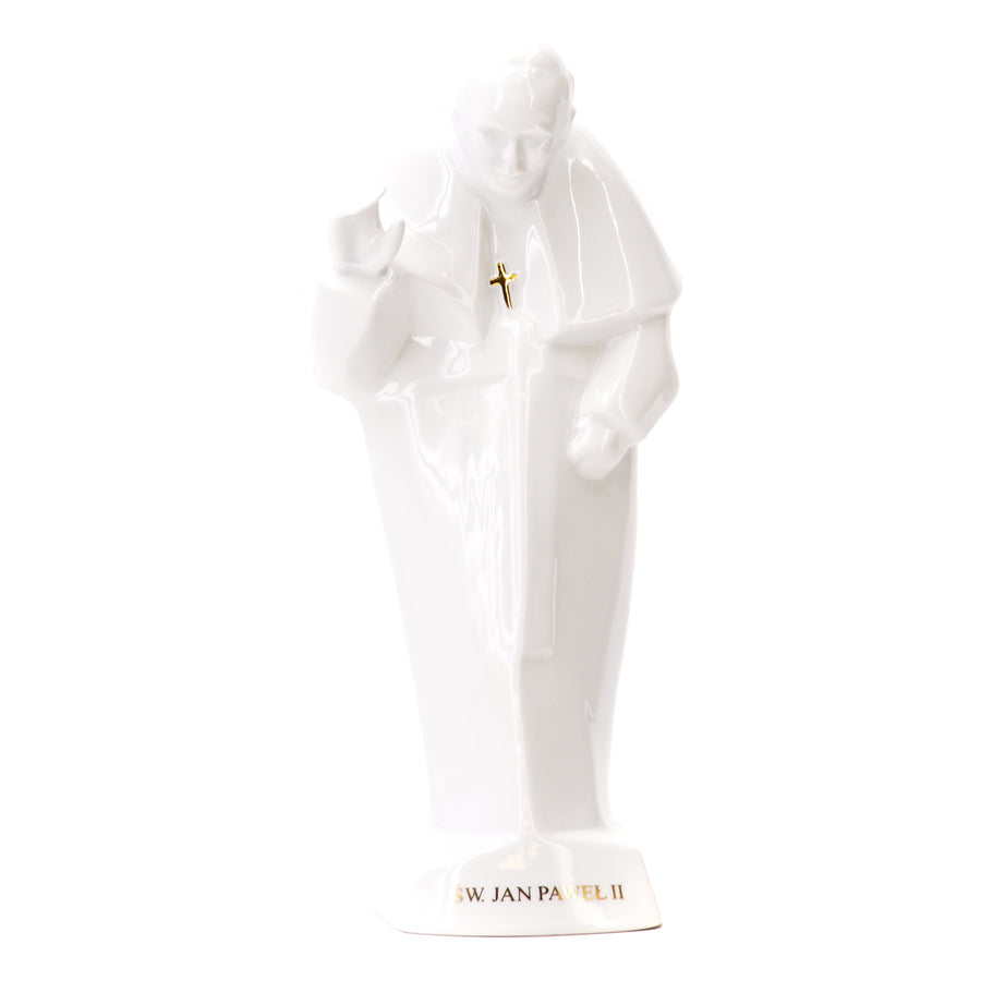 Pope John Paul II Figurine