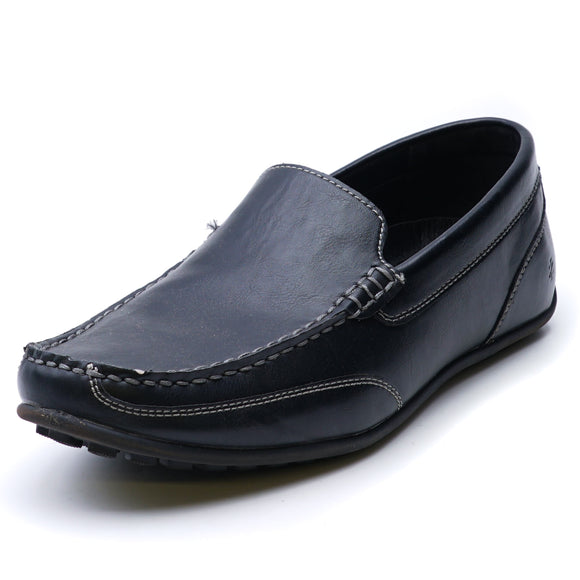 Black Brandon Loafers Size 11