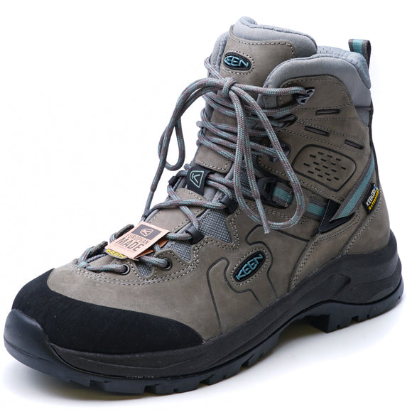 Karraig Waterproof Hiking Boots Steel Gray/Smoke Blue