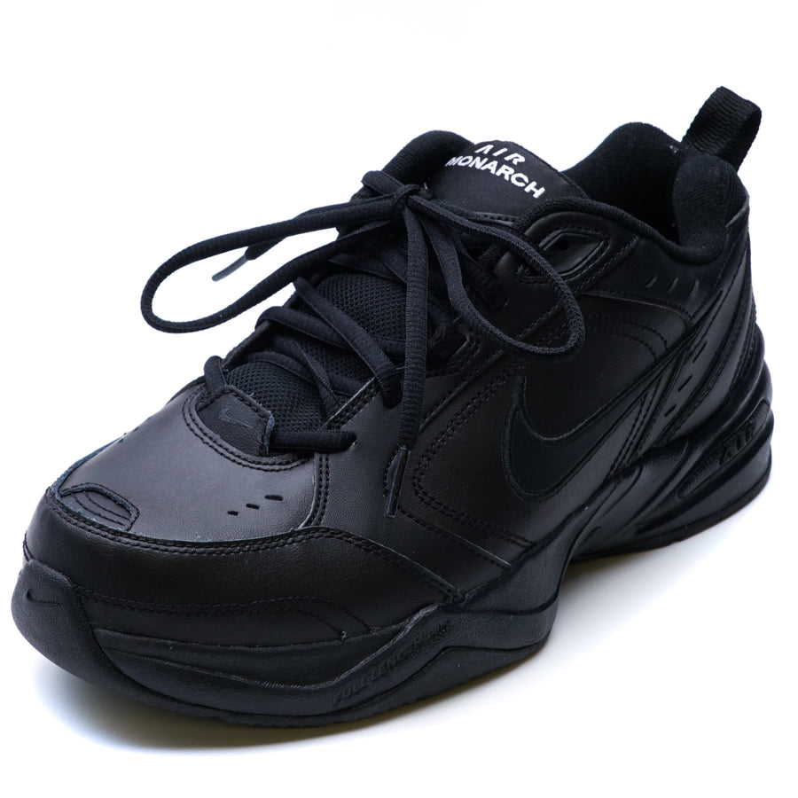Air Monarch IV Training Shoes Black Size 8