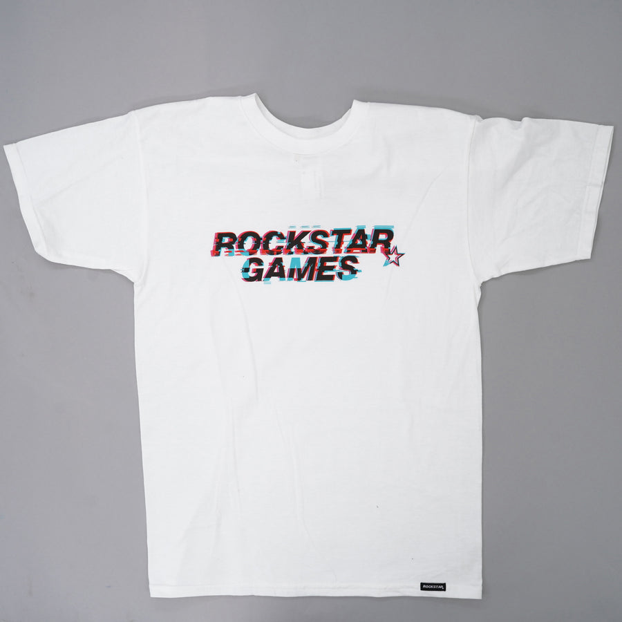 Rockstar Games Graphic Tee Size M