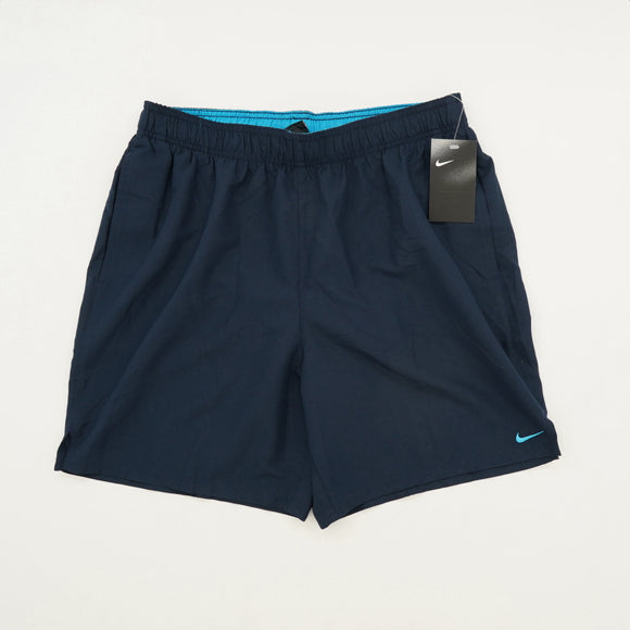 Solid Lap Swim Shorts