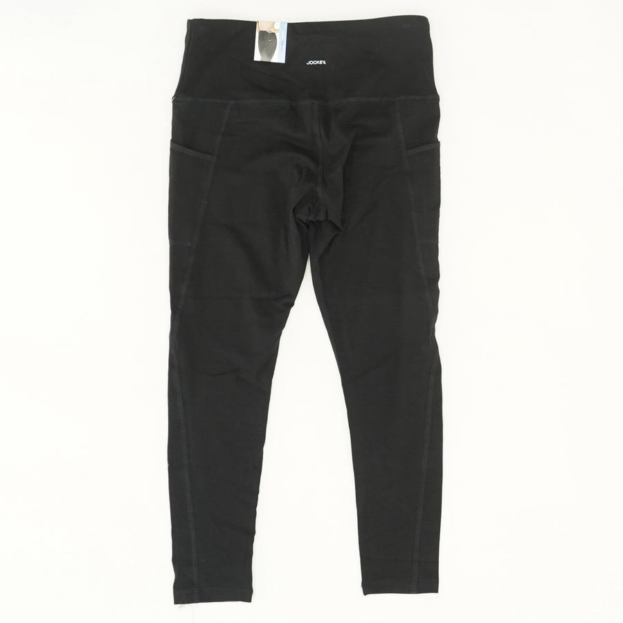 Basic 7/8 Legging With Side Pockets Size M