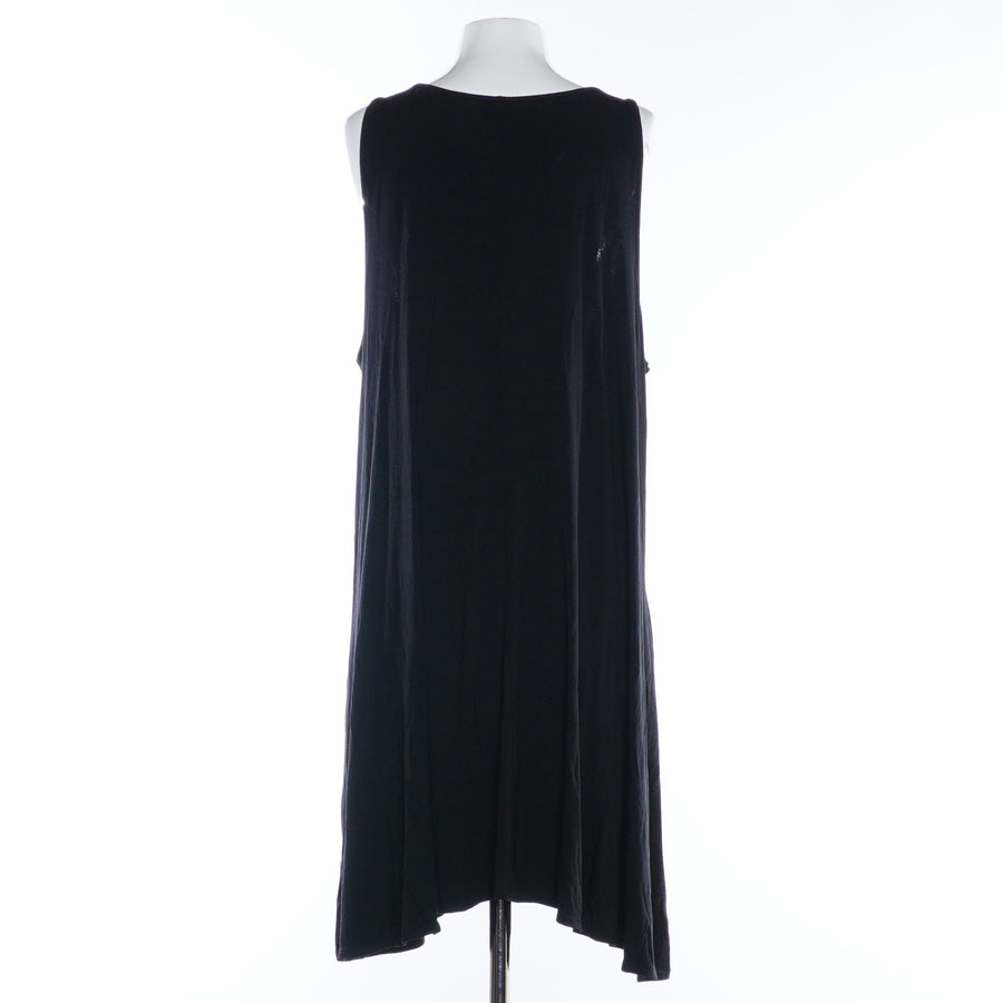Solid Everyday Tank Dress - Size XXL