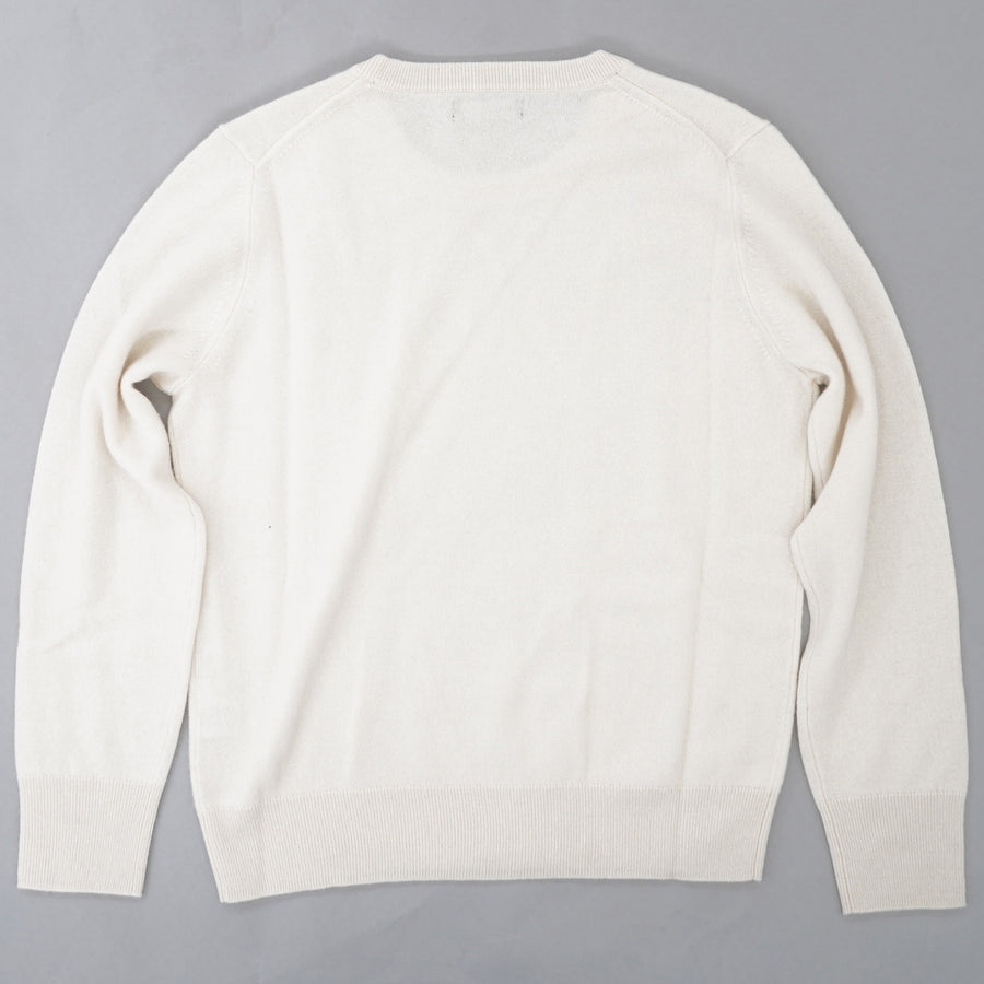 Ivory Pullover Sweater Size M