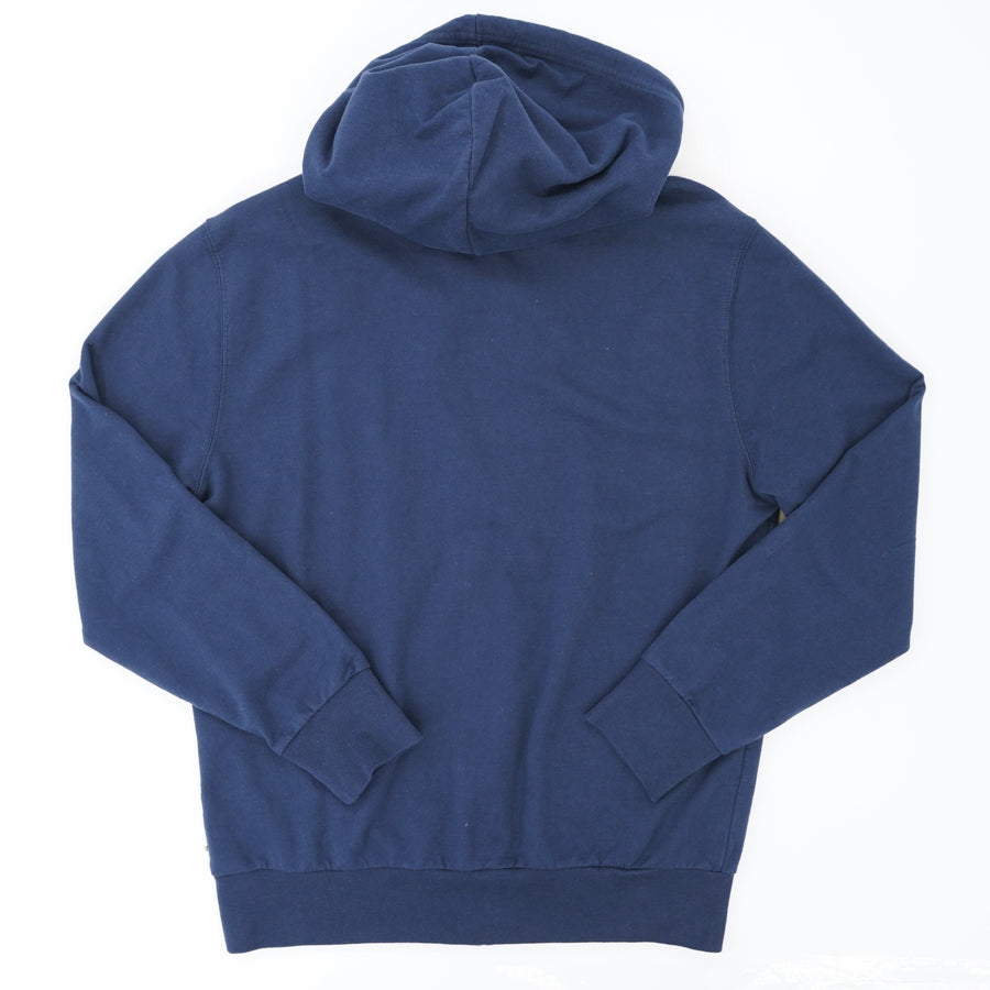 Lightweight Hooded Zip-Up Jacket Size M