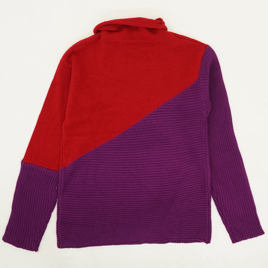 Funnel Neck Sweater Size XS