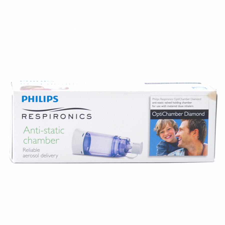 Respironics Anti-Static Chamber