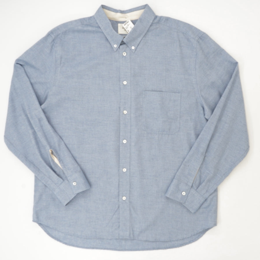 Tuscumbia Standard Fit Long-Sleeve Button-Down