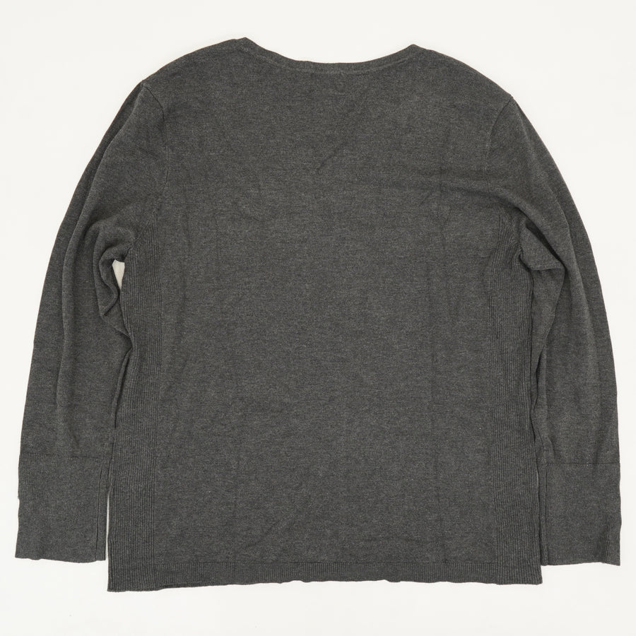 Gray Crewneck Sweater - Size XL