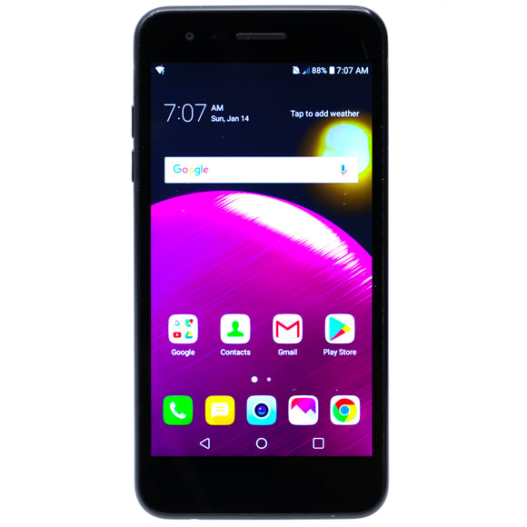 Aristo 2 16GB Smartphone For Cricket Black