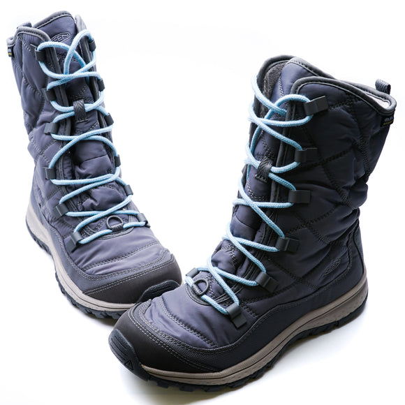 Terradora Lace Up Waterproof Boot