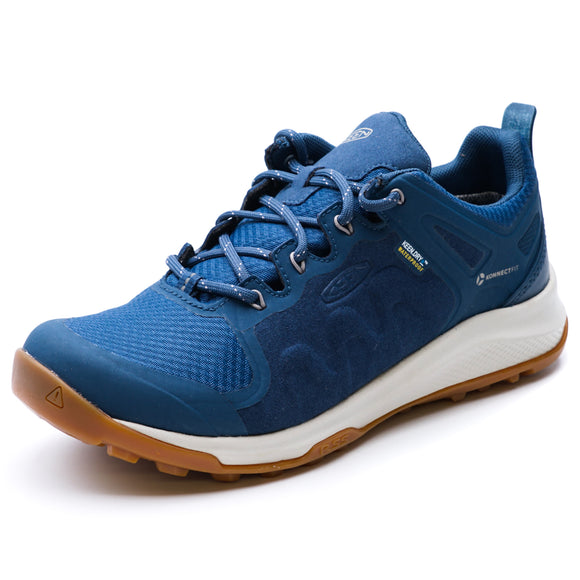Explorer Waterproof Blue/Satellite Size 7