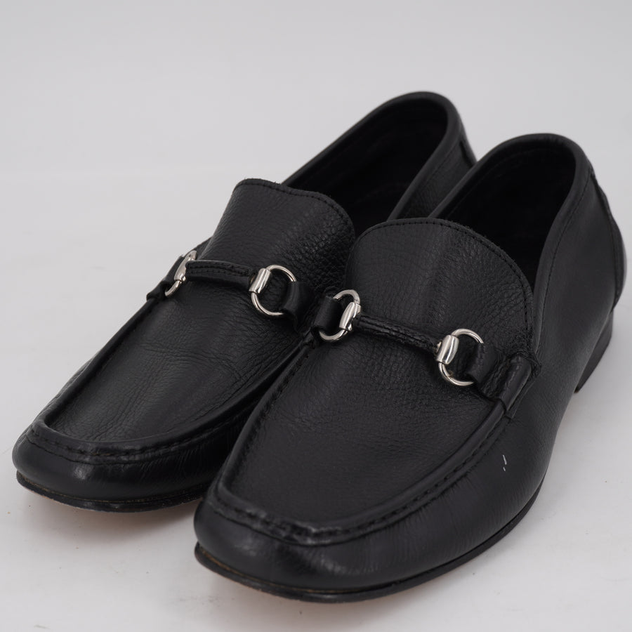 Sorrento Bit Buckle Loafers Size 11