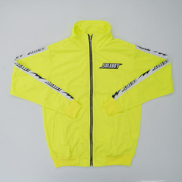 High Voltage Zip Up Jacket Size M