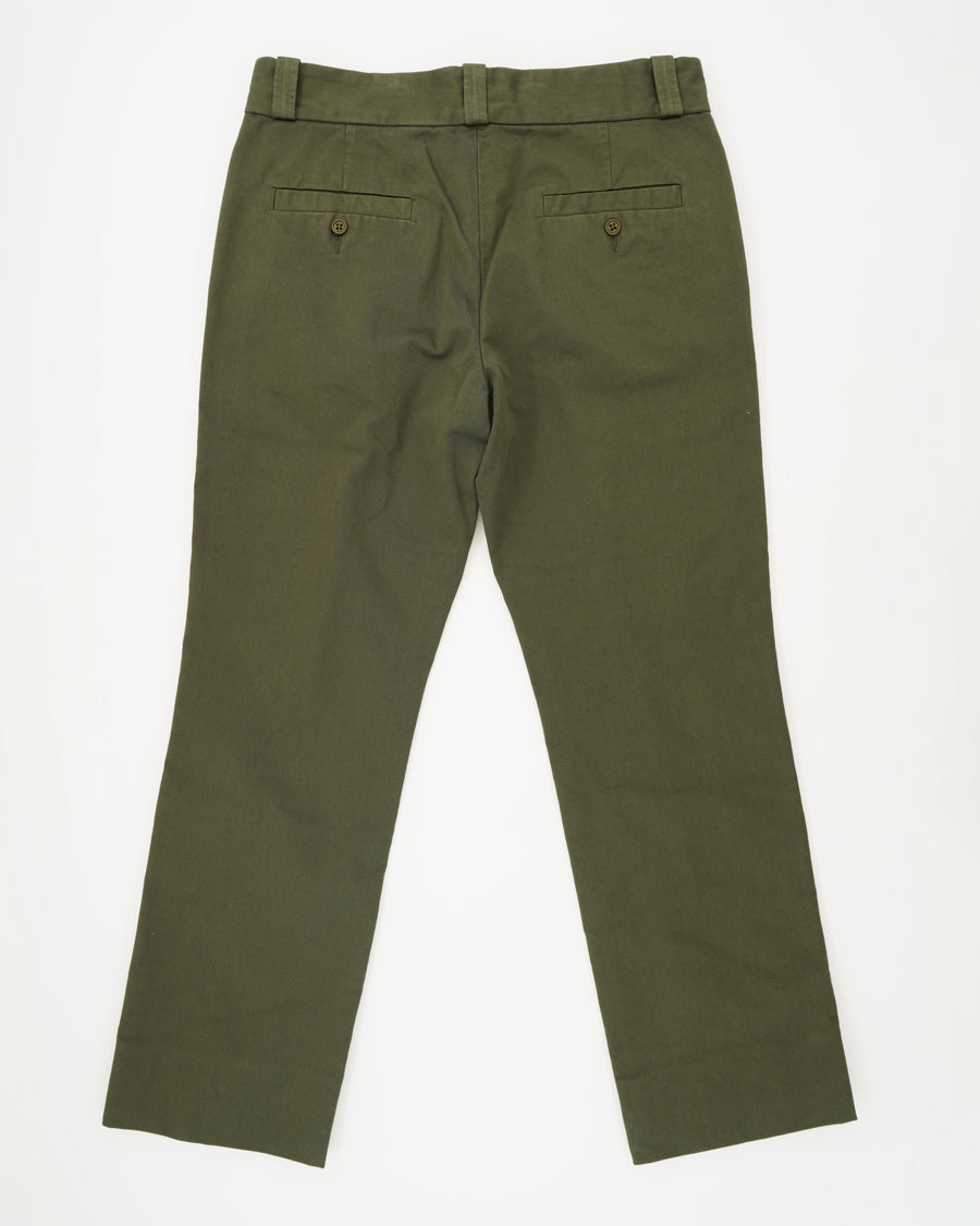 Green Dress Pants Size 33x28