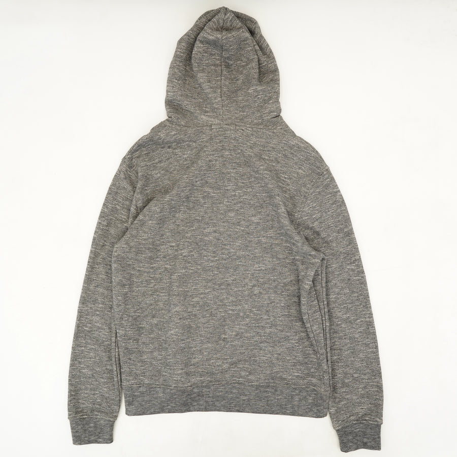 Gray Knitted Hoodie Size XL