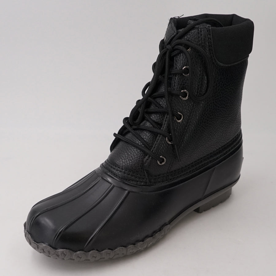 Black Adam 2 Duck Boots - Size 8, 12