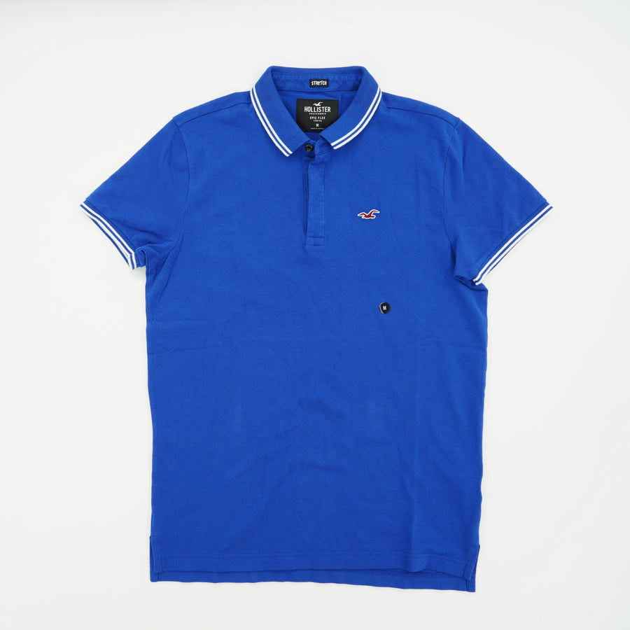 Short Sleeve Polo Size M