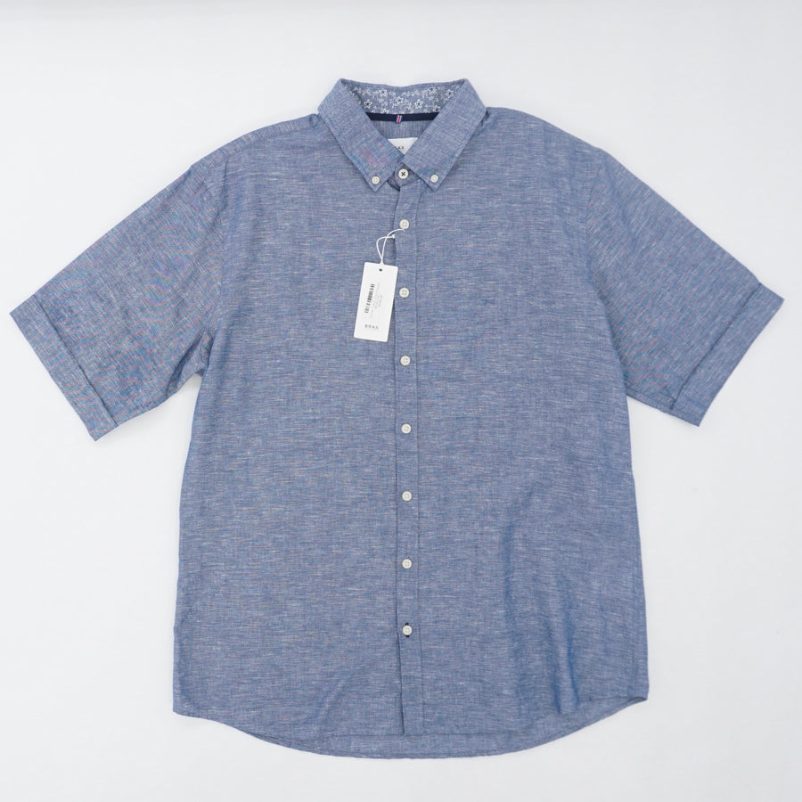 Daniel Short Sleeve Button Down - Size L, XL