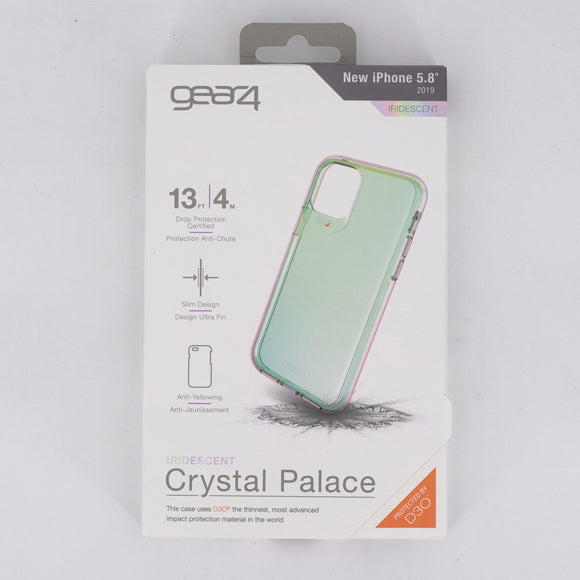 Iredescent Crystal Palace Phone Case for New iPhone 5.8""