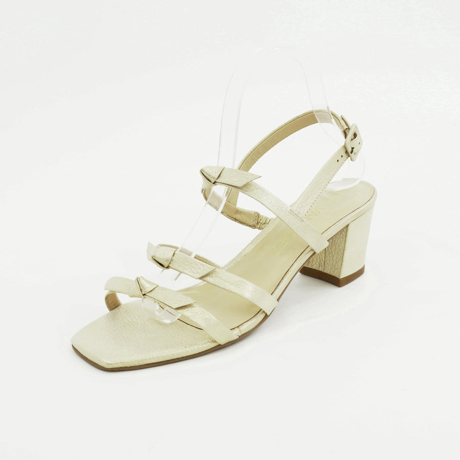 Milano Gold Sandals