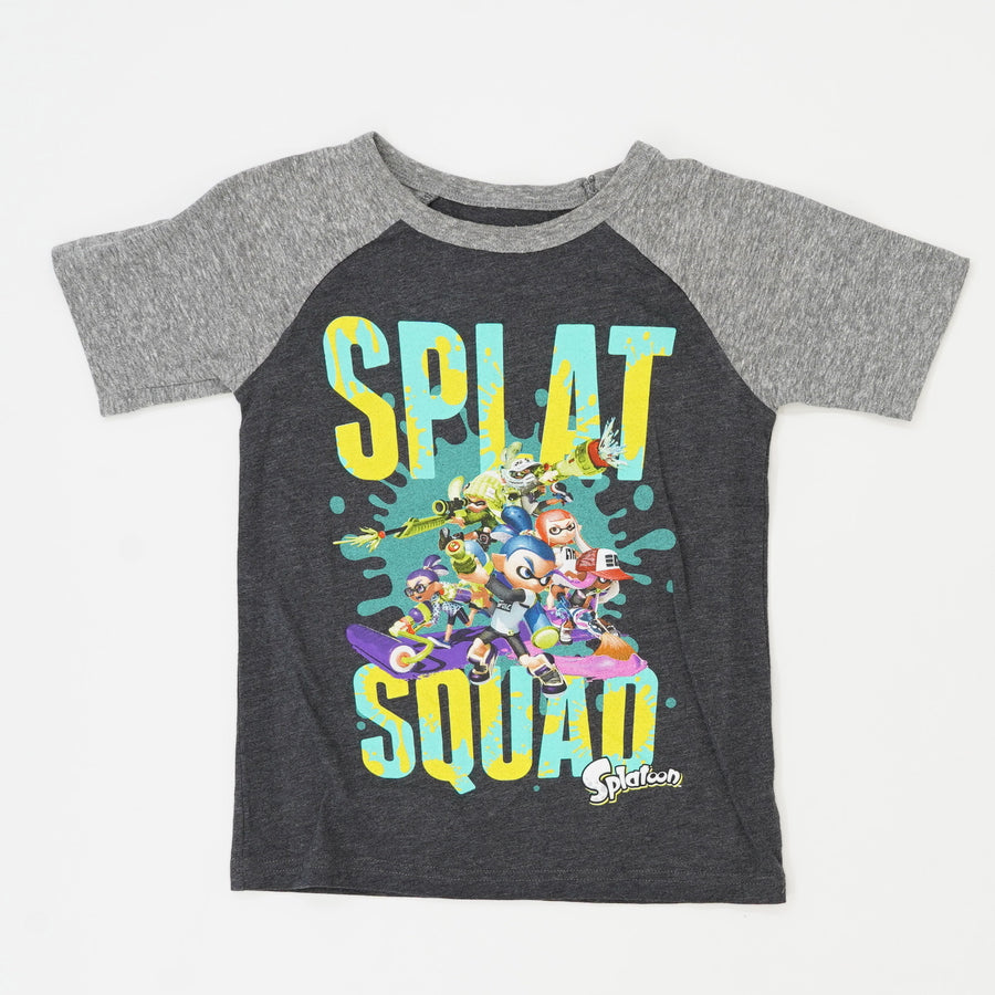 "Splatoon ""Splat Squad"" Tee"